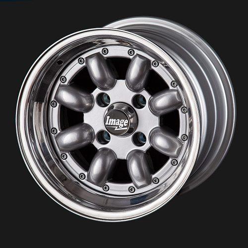 Image Wheels RM1 Minilite Alloy Wheel