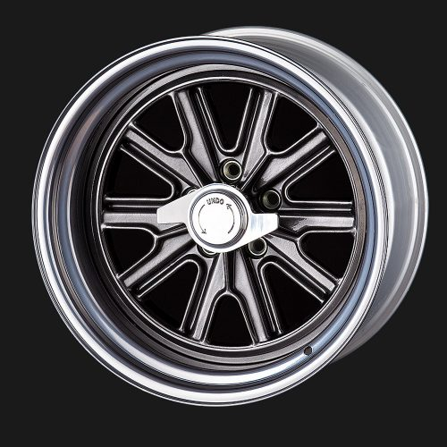 GTD5 Halibrand Replica Alloy Wheel