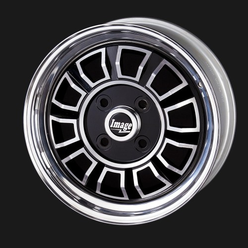 Three Piece Billet Alloy Wheels