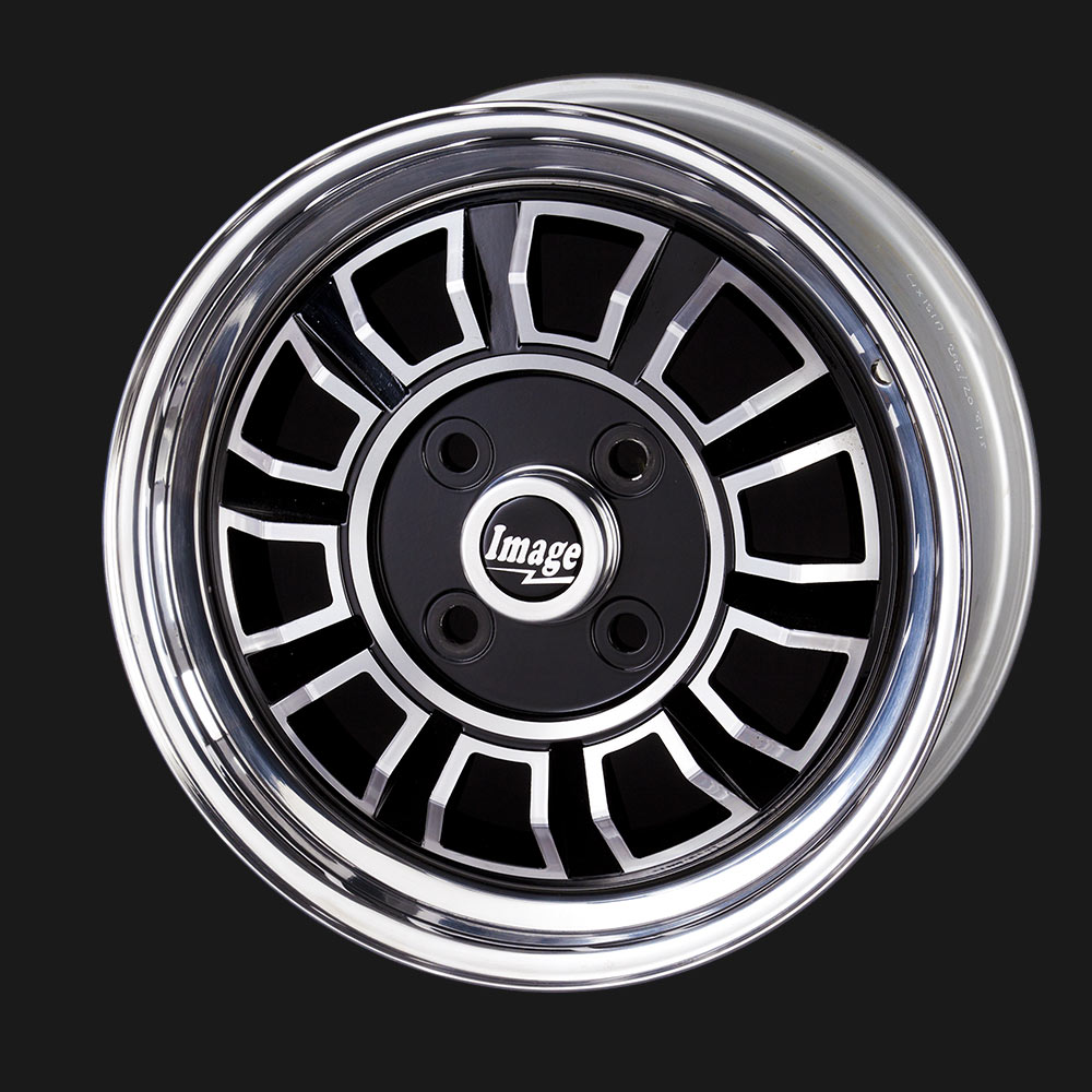 MG Billet Classic Alloy Wheel - Image Wheels