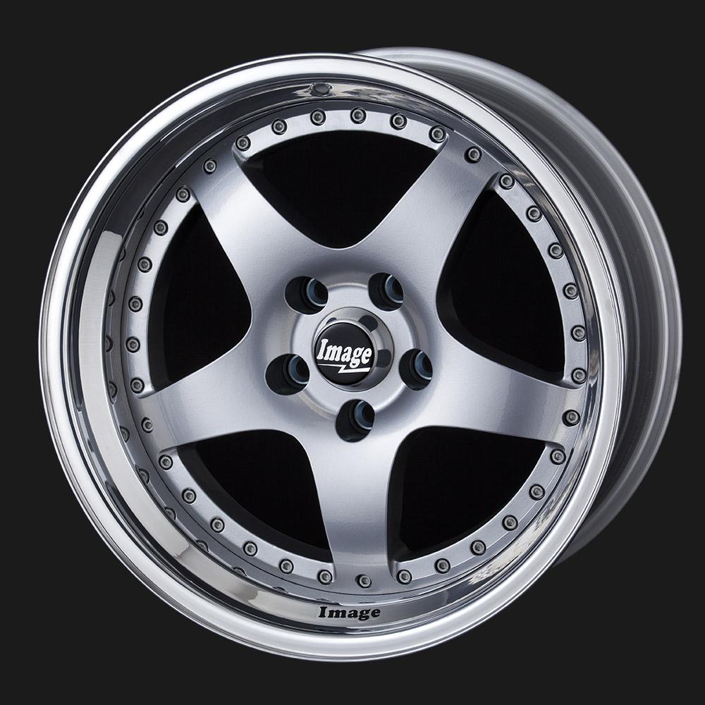 Image Wheels L5 Alloy Wheel