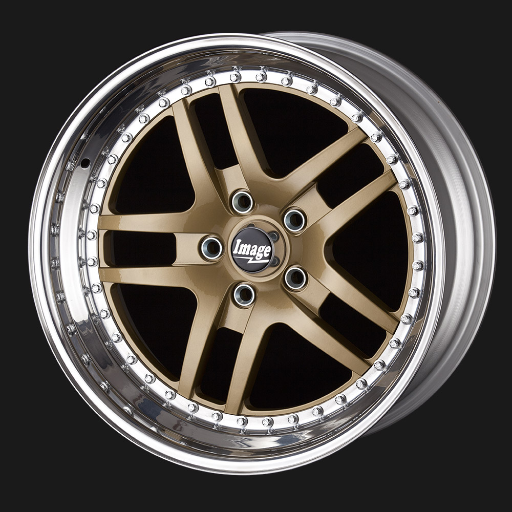 Image Wheels Billet Twin Spoke Alloy Wheel