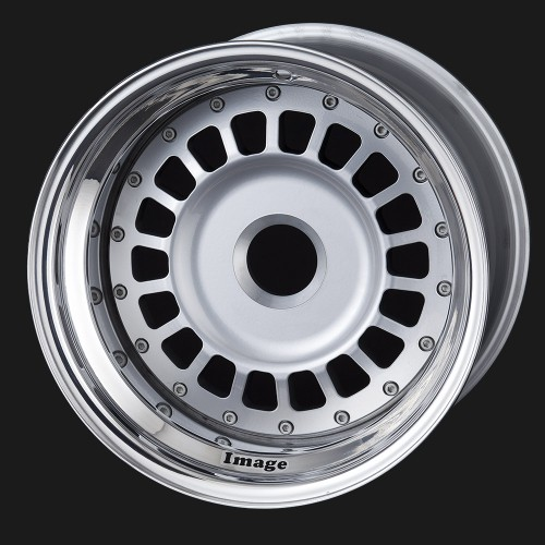Motorsport Alloy Wheel - Image Wheels Billet 17