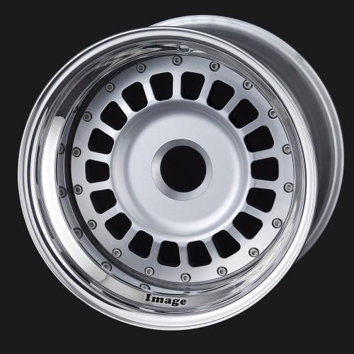 Motorsport Alloy Wheel - Image Wheels Billet 17