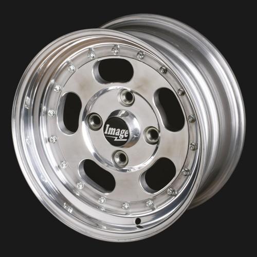 Three Piece Billet Alloy Wheels