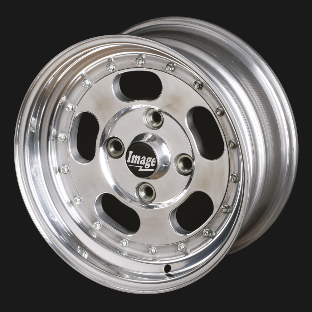 Mag Alloy Wheel - Billet 18