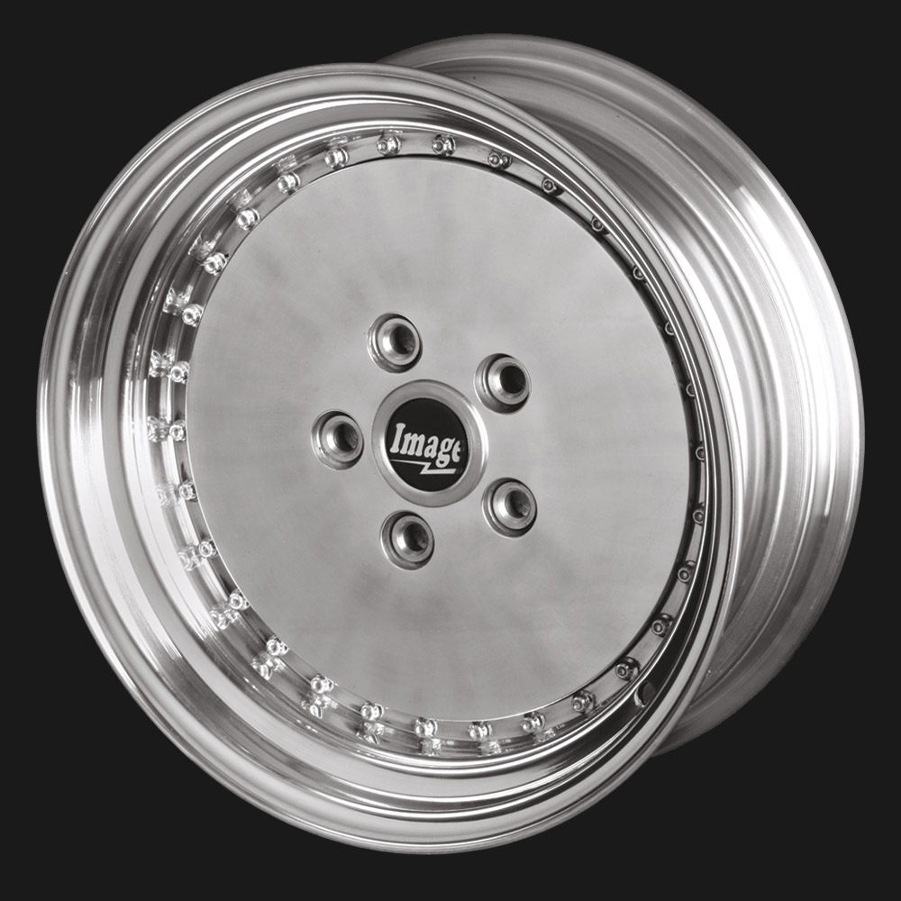 Billet 19 Versatile Alloy Wheel for Show Cars and Dragsters