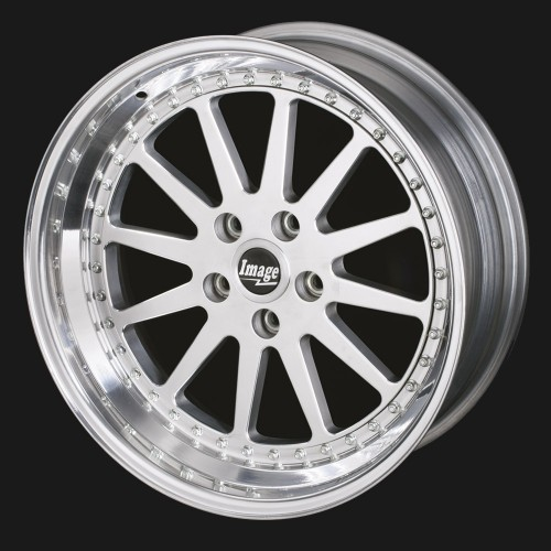 Lightweight Multispoke Alloy Wheels from Image Wheels