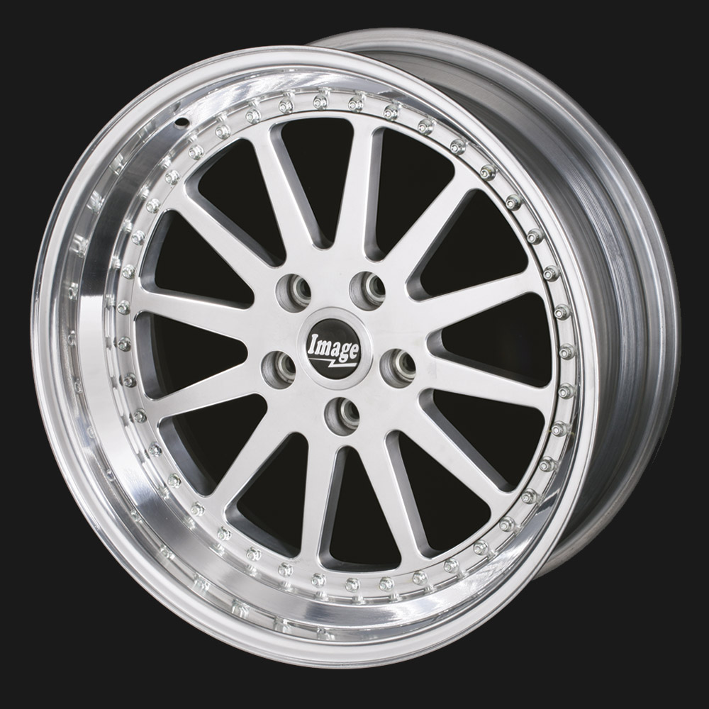 Lightweight Multispoke Alloy Wheels from Image Wheels