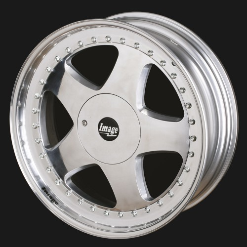 5 Spoke Alloy Wheels Billet 61 by Image Wheels