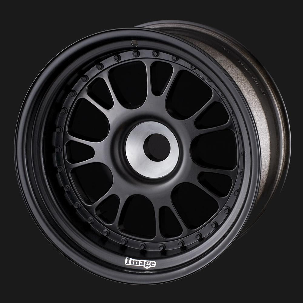 Billet 95 7 Twin Spoke Alloy Wheel