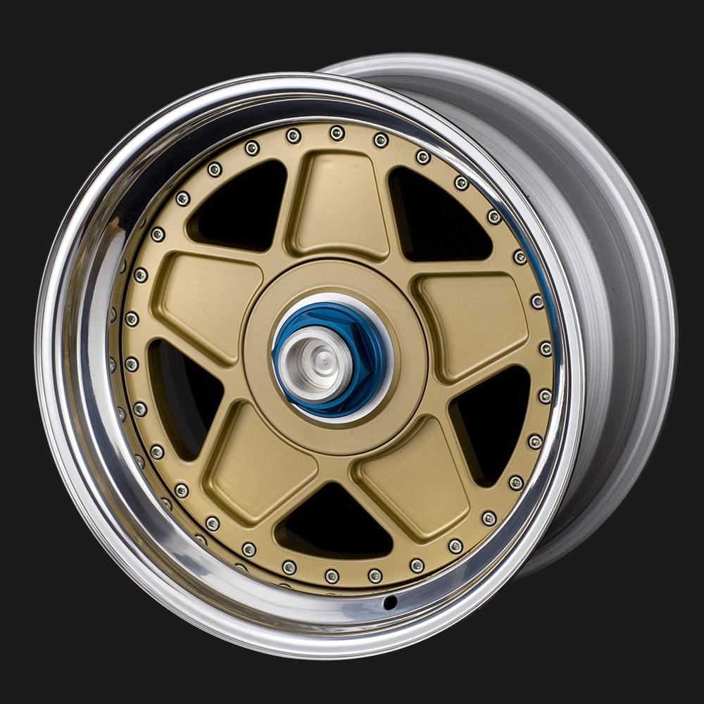 Billet 11 F40 Style Bespoke Alloy Wheel Image Wheels
