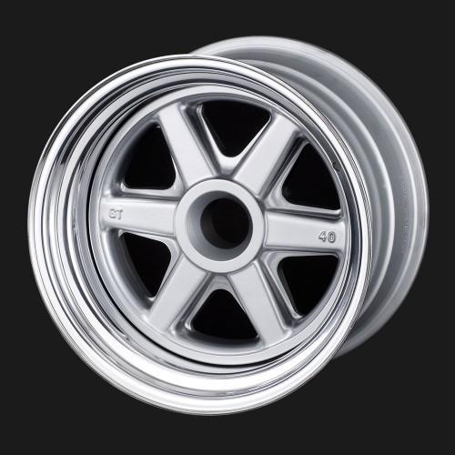 GT40 Replica Alloy Wheel - Image Wheels BRM6 Alloy Wheels