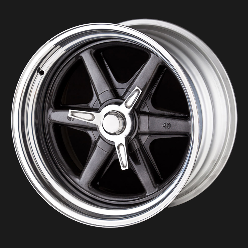 GT40 Replica Alloy Wheel - Image Wheels BRM6 Alloy Wheels