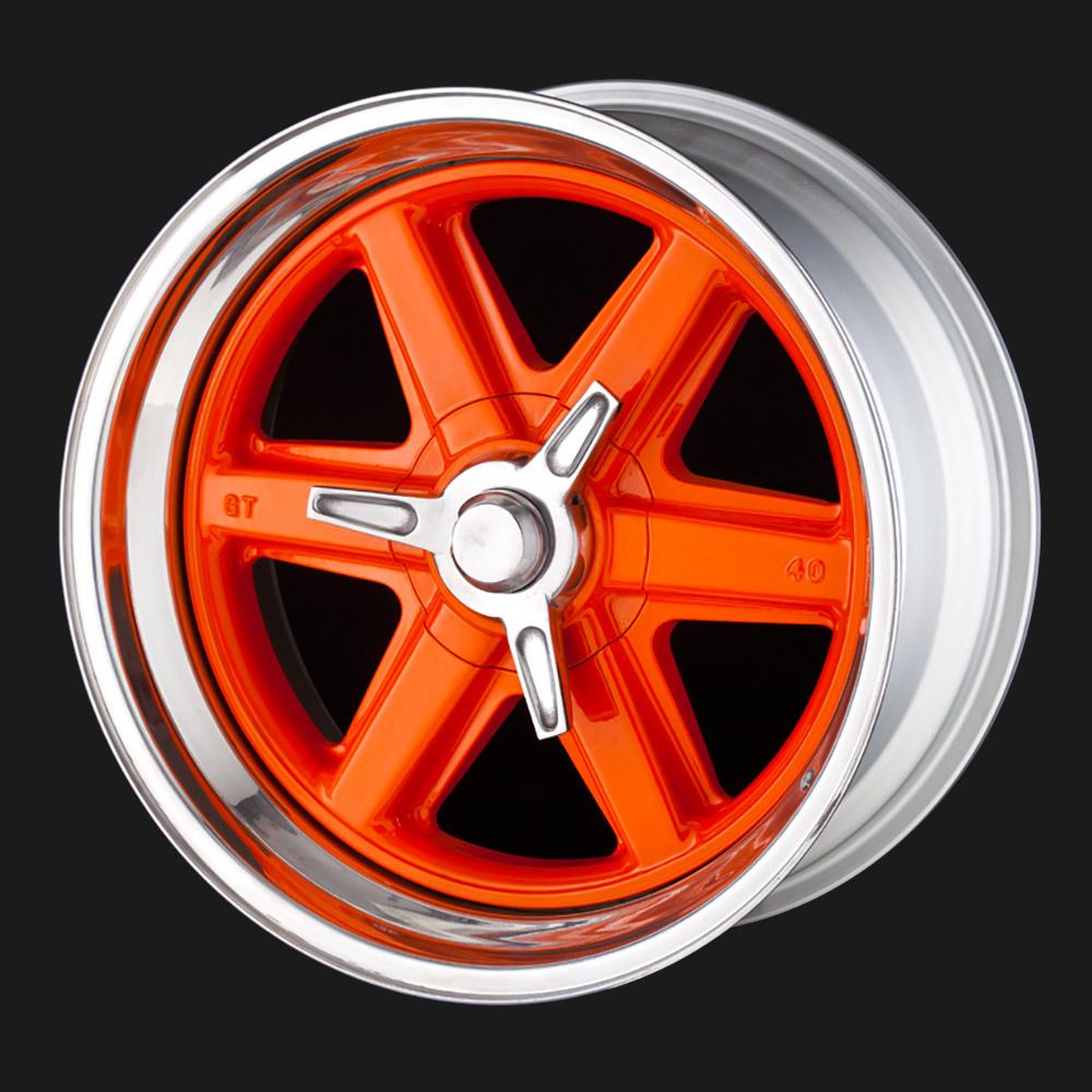 Gt40 Replica Alloy Wheel Brm6 Image Wheels