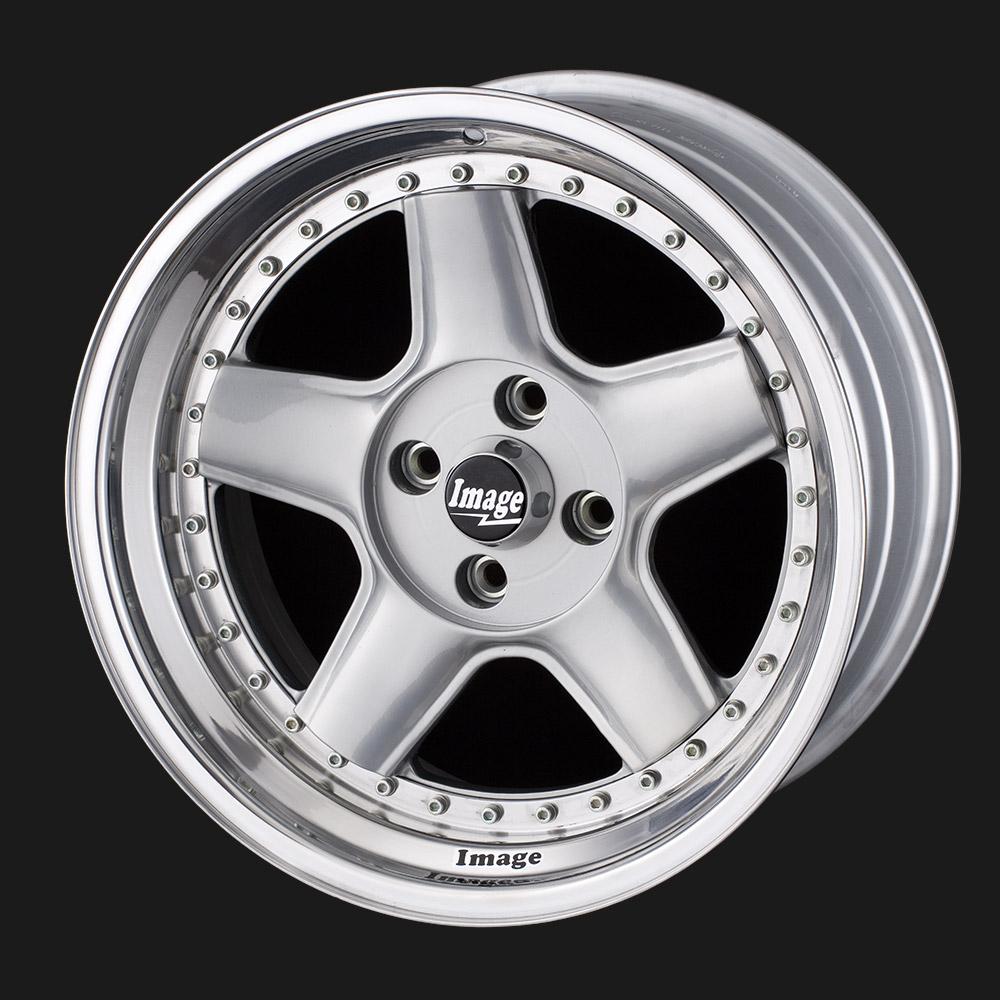 Image Wheels Retro Alloy Wheels IFX