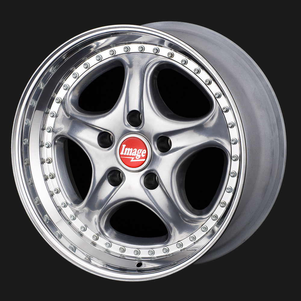 Porsche Alloy Wheel Replica , Image Wheels P3