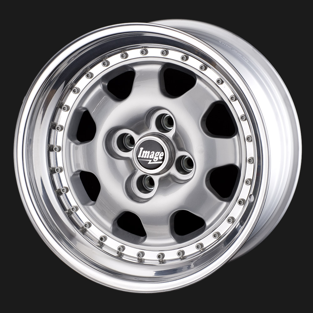 Image Wheels PD Classic Alloy Wheel