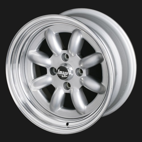 Image Wheels RM1 Minilite Alloy Wheel