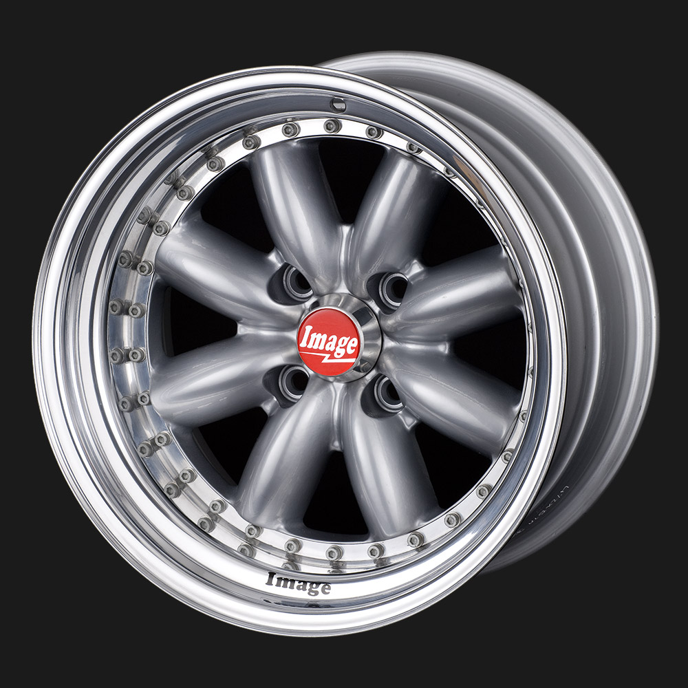 Image Wheels RM2 Alloy Wheel