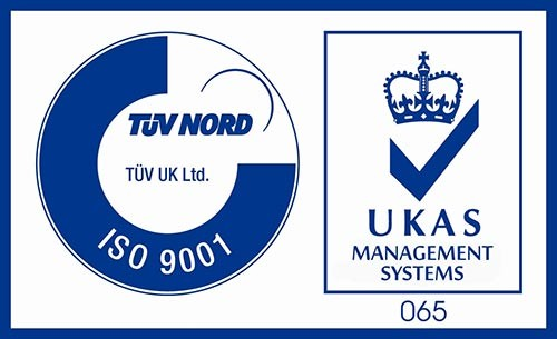 TUV ISO9001:2008 Registered