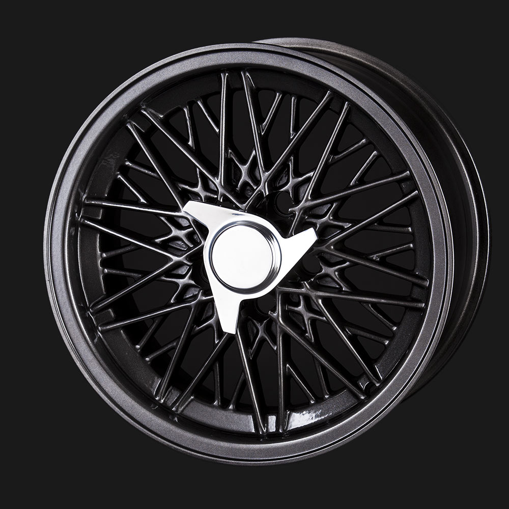 Bespoke Wire Spoke Alloy Wheels - Image Wheels DBW
