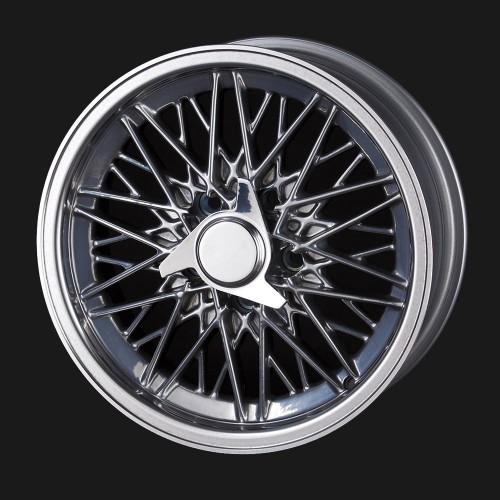 Classic Wire Spoke Alloy Wheel