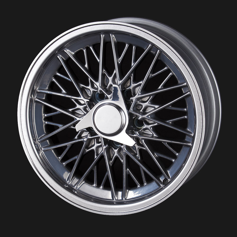 Classic Wire Spoke Alloy Wheel