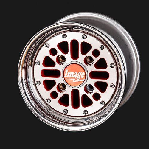 Image Wheels 10 inch Billet 3 Alloys