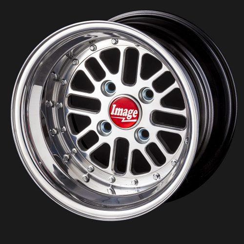 Image Wheels Billet 3 Light Weight Allow Wheel