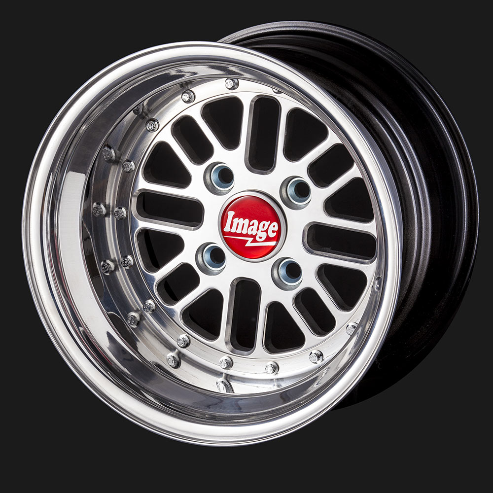 Image Wheels Billet 3 Light Weight Allow Wheel