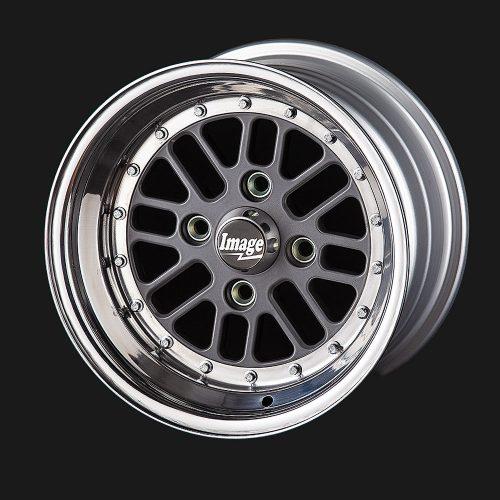 Image Wheels 13 inch Billet 3 Alloys