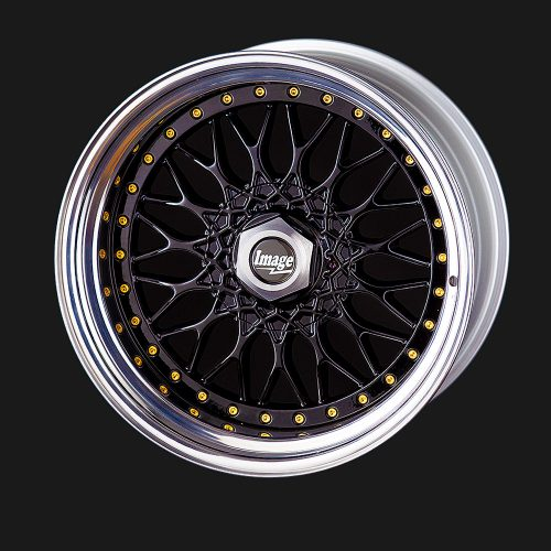 BRS Alloy Wheels Image Wheels