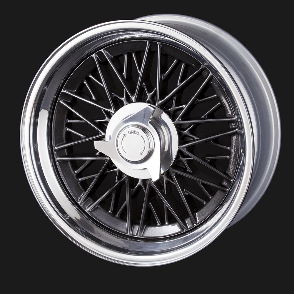 Classic Alloy Wheels DB3 - Image Wheels