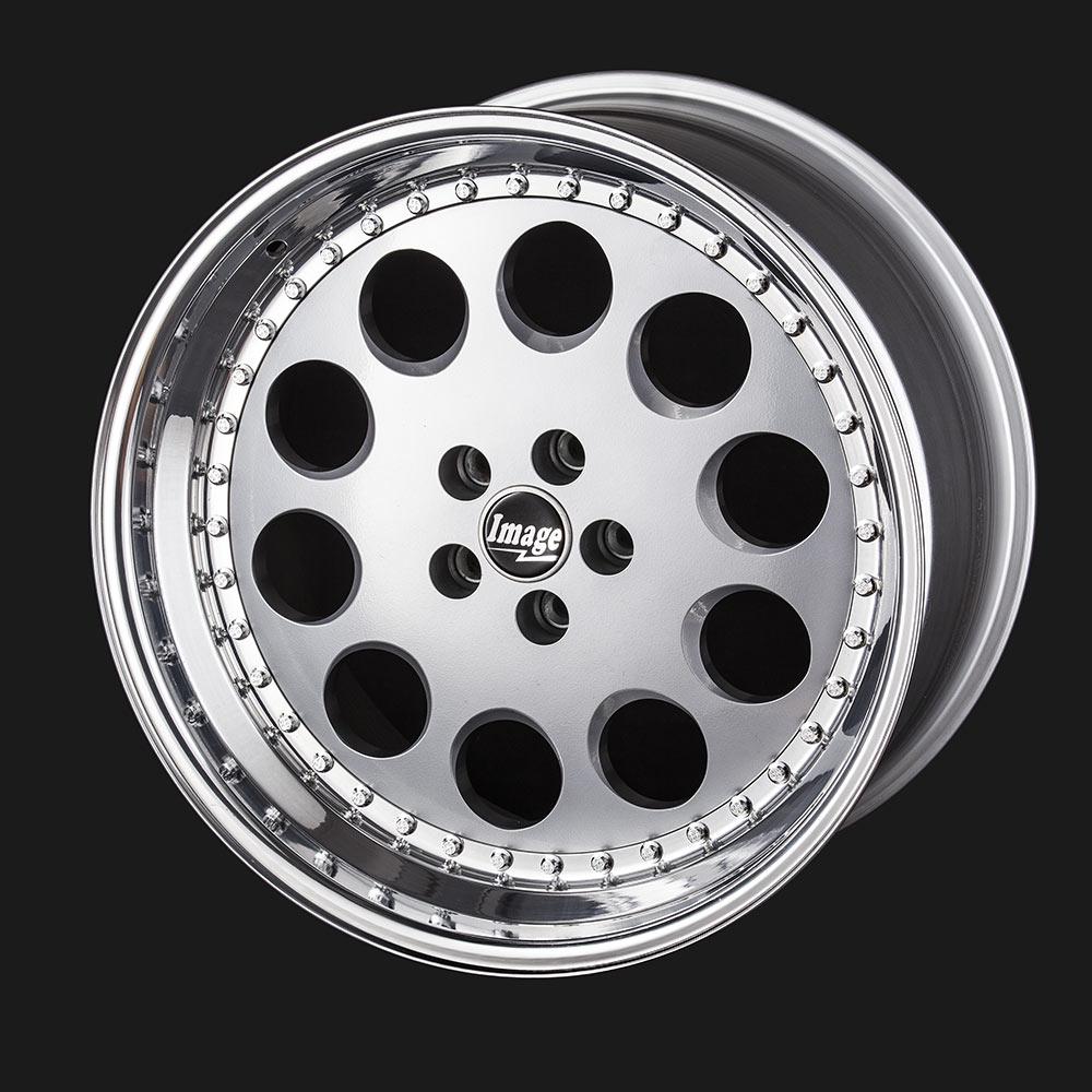 Billet 41 Bespoke Alloy Wheel For Alfa Romeo