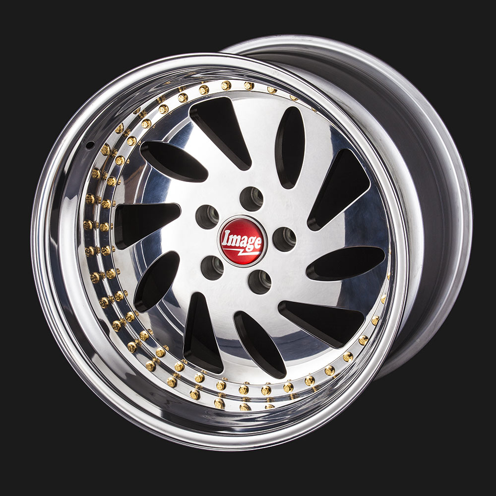 Billet 88 Directional Design Custom Alloy Wheel
