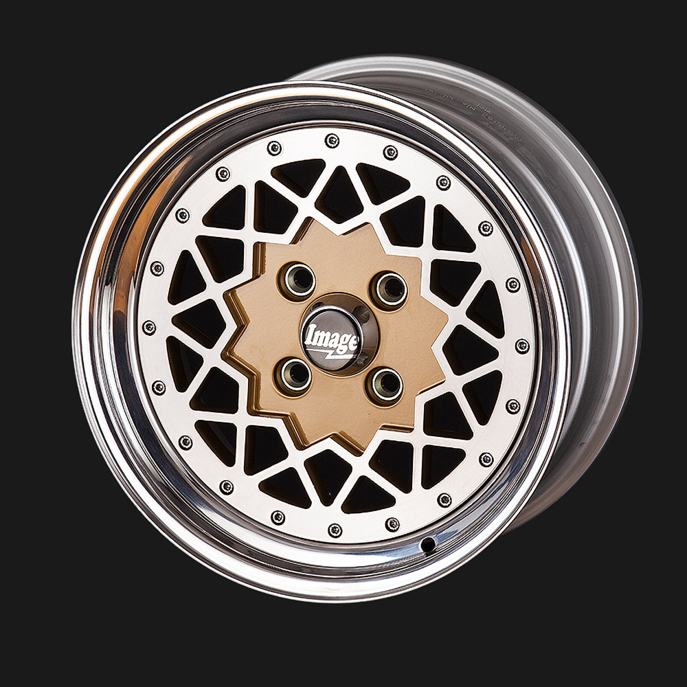 Classic Alloy Wheels Diamond Cut Spokes