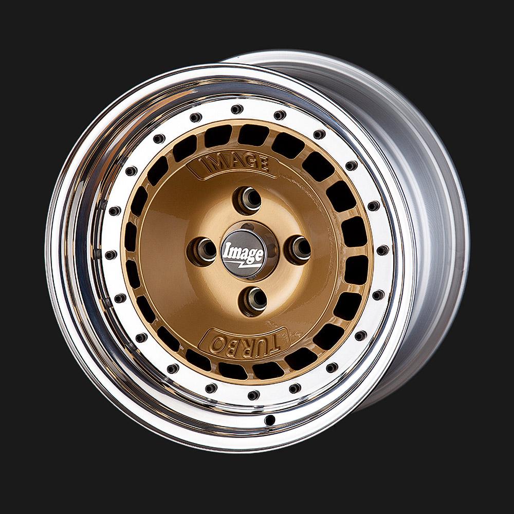 Image Turbo Cast Alloy Wheels