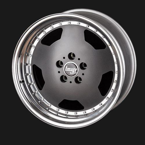 Classic AMG Mercedes Style Alloy Wheels
