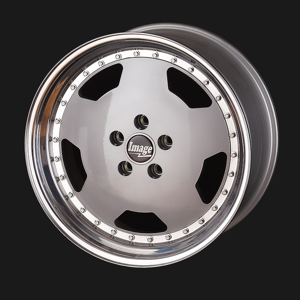 Classic AMG Mercedes Style Alloy Wheels