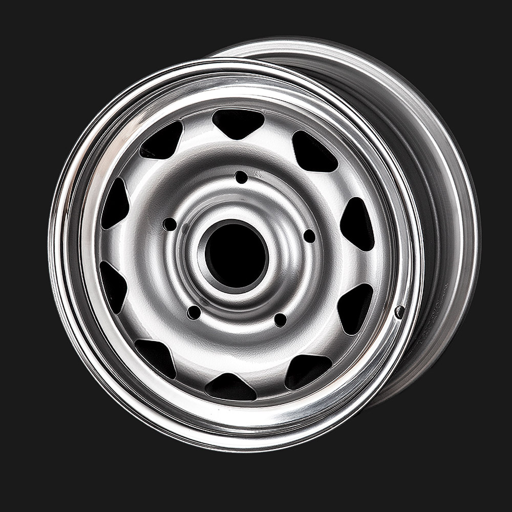 Lotus Elan Style Billet Alloy Wheel